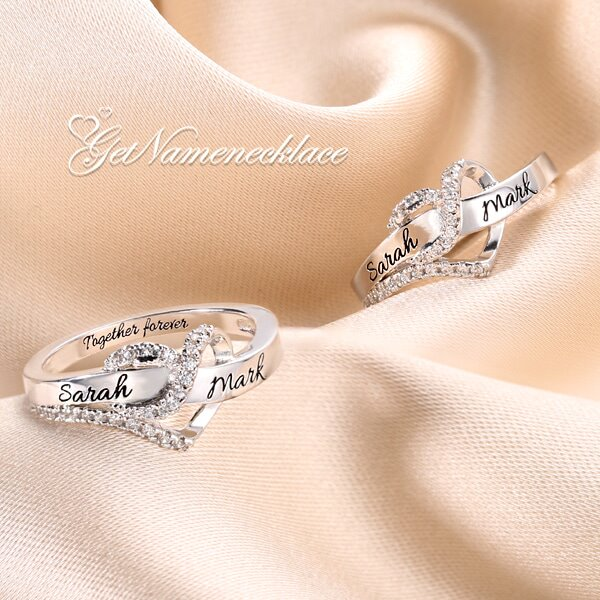 getnamenecklace couples jewelry online