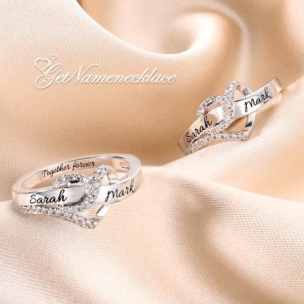 getnamenecklace couples jewelry online
